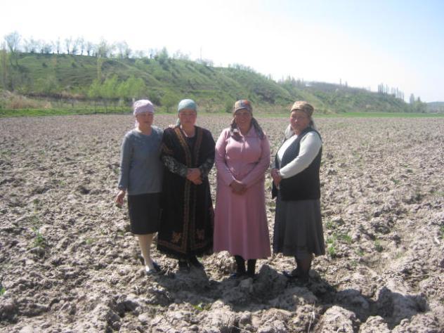 Gulbara Idrisova's Group