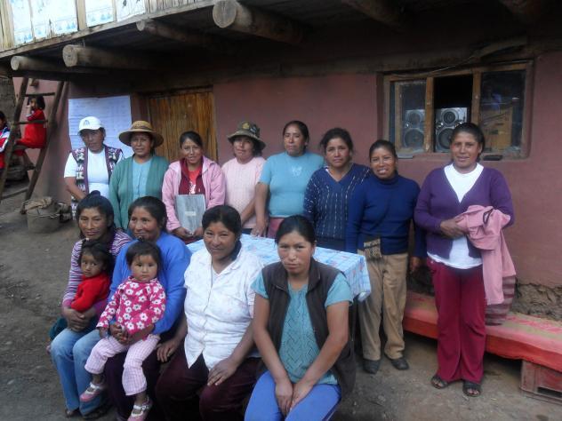 Señor Pan De Azucar De Sacllo Group