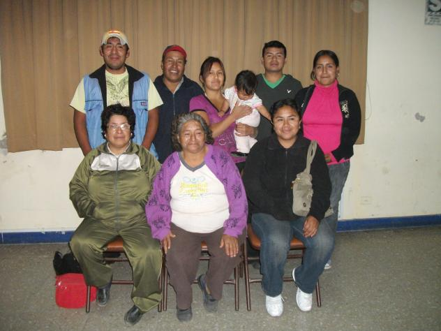 Luz De La Esperanza Group