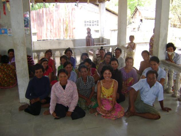 Mrs. Sam Ross Um  Village Bank Group