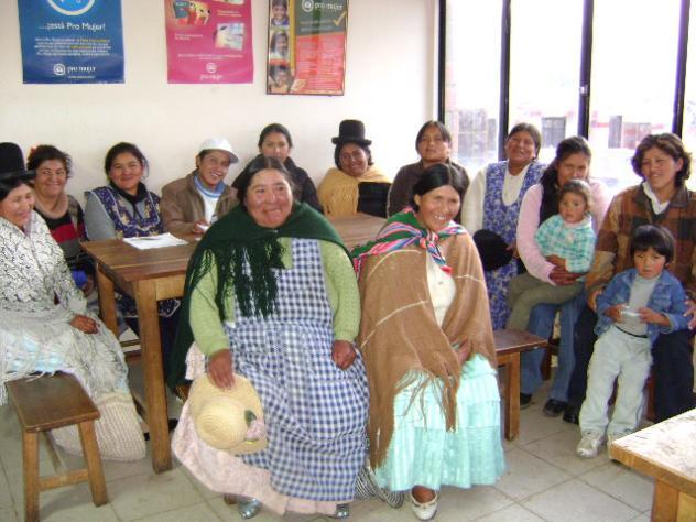 Yanapasiñani Group