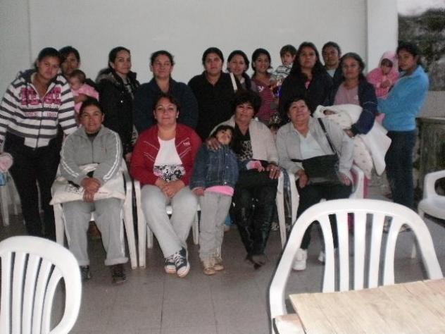 Mujeres Valientes De Pirayu Group