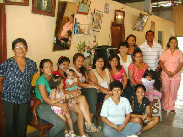 Amigos Por Siempre Calle Chimborazo (Montecristi) Group