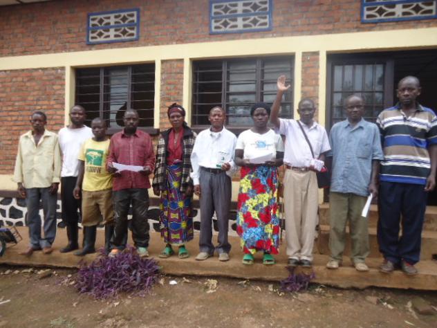 Abahujumurimo Group