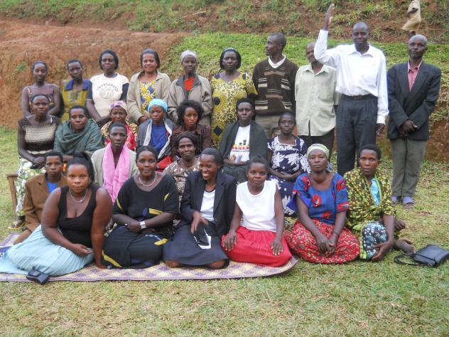 Ryanteretere Twekambe Group-Bushenyi