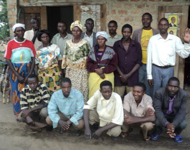 Kiteera Basubuzi Kweterana, Mubende Group