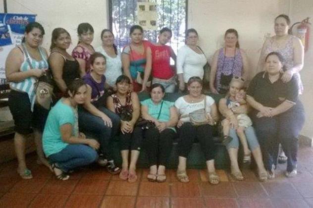 Maria Auxiliadora 4 Group