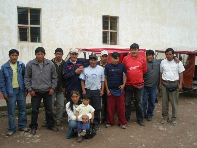 Sr. De Torrechayoc – Mototaxistas. Group