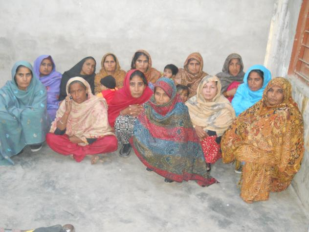 Ghulam Sakina's Group
