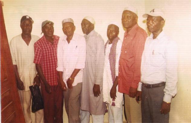 Sorie Baimba's Group