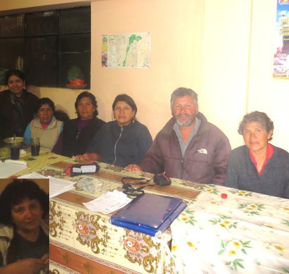 Los Geranios De Mollepata Group