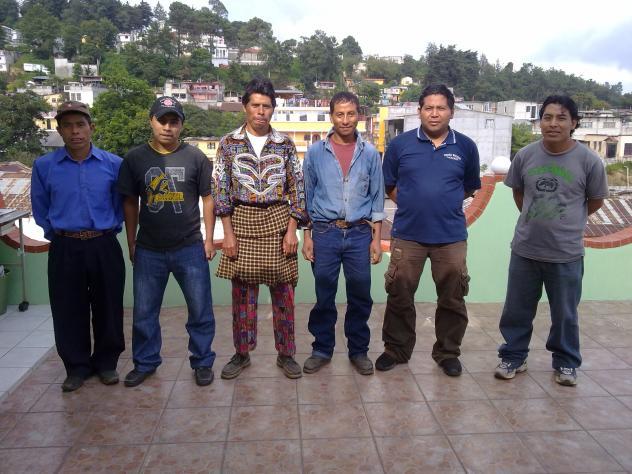 Sector Los Chumil-Maíz Group