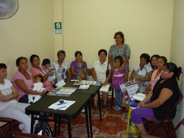 Santisima Trinidad Group