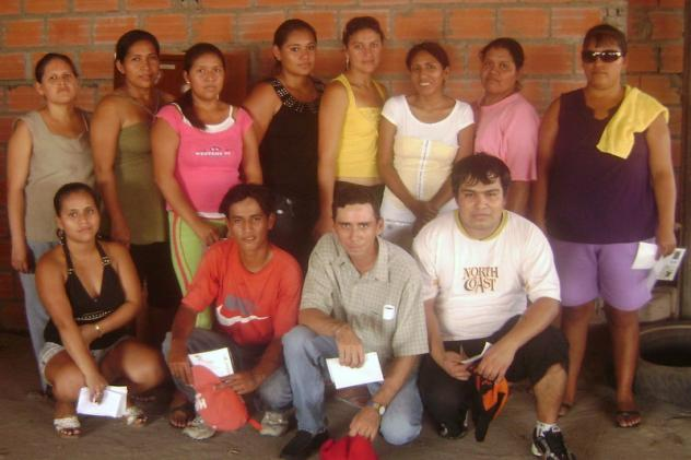 Las Propiangas Group