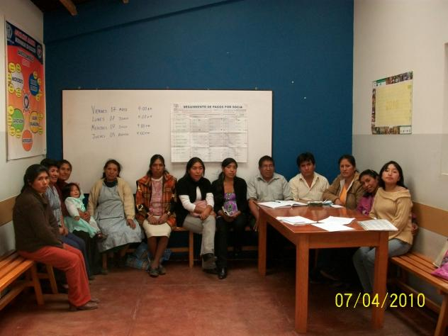 Wayna Taucaray Iii Group
