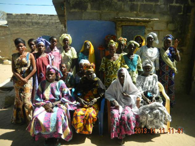 Nogoye's Group
