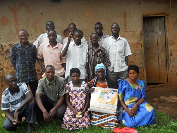 Kafundezi Basubuuzi Twegatte Group