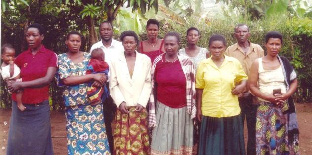 Mutaraza Kwebisaho Group