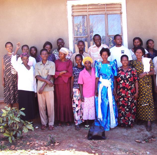 Mwino Akuwa-Jinja Group