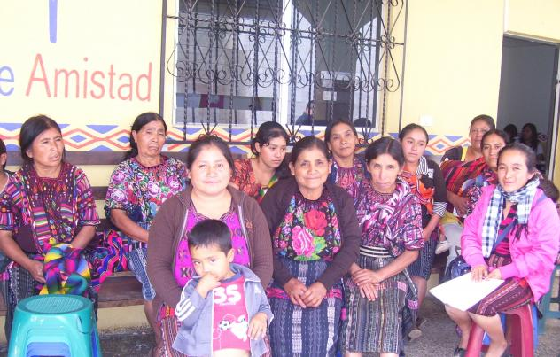 Mujeres De Chucaja Group