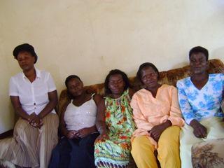 Leticia Nalwanga'S Group