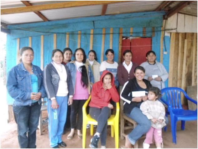Santa Maria. Group