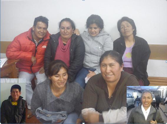 Virgen Del Rosario De San Sebastian Group