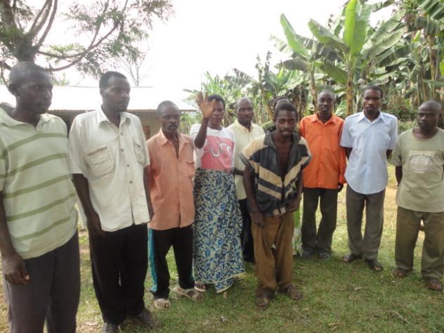 Mugusu B Abamwe Group