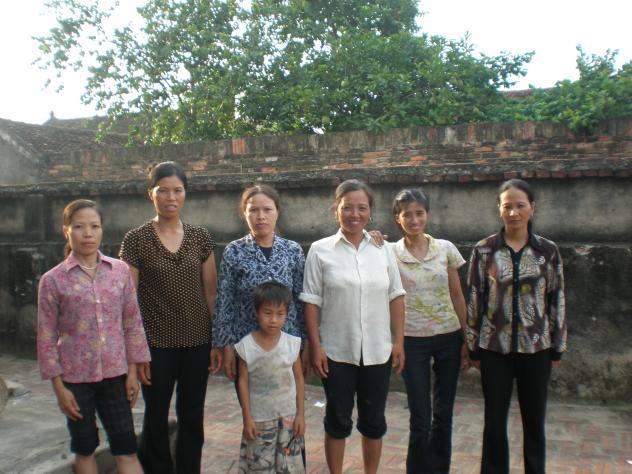 Thi Phuong's Group