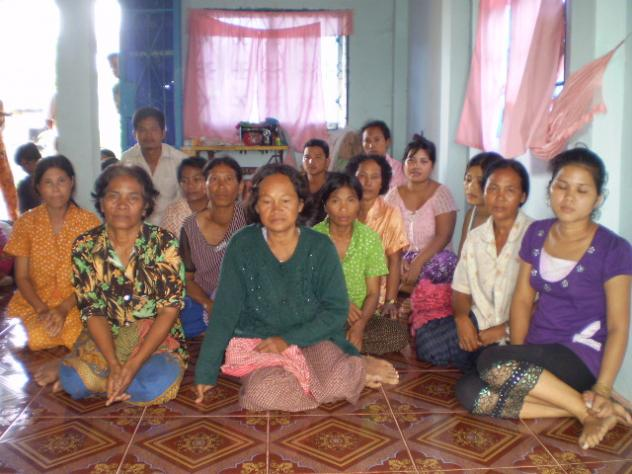 Mrs. Mom Hor Village Bank Group