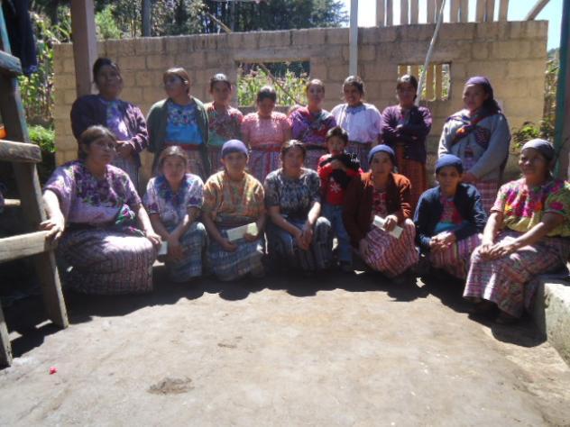 Ixoqui'b Ajchac Group