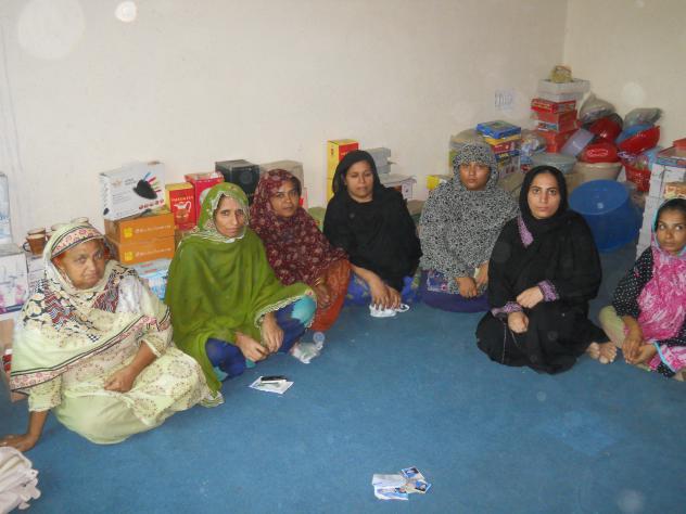 Muqaddas' Group