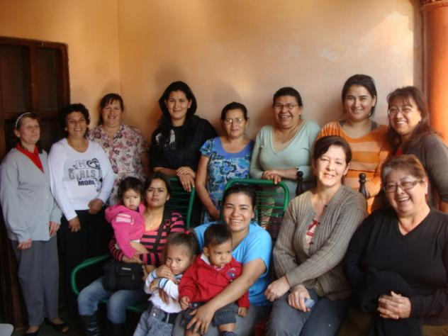 Mujeres Idoneas Group