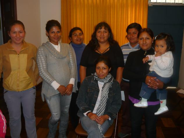 Las Estrellitas De Carabayllo Group