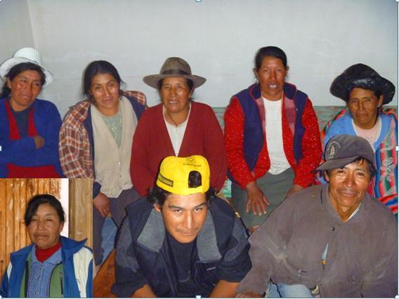 Inmaculada Concepcion De Pacca Group