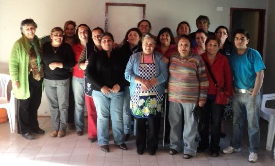 Santa Rosa De Pelequén Group