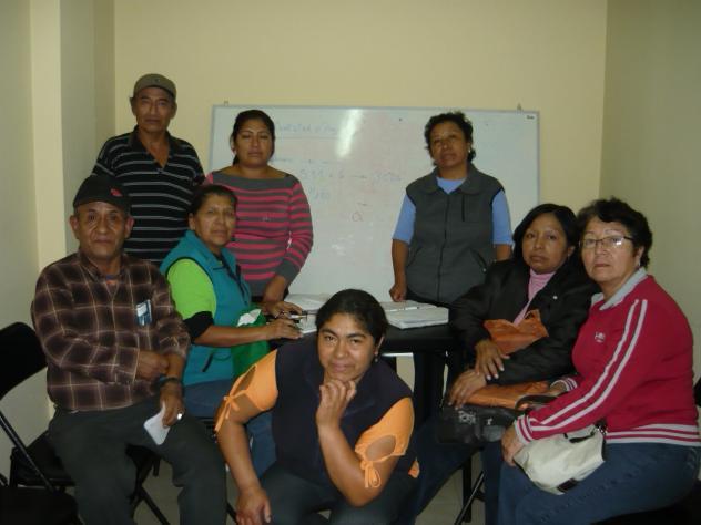 Mujeres Rumbo Al Progreso Group