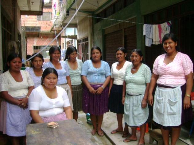 Las Cumplidoras Group