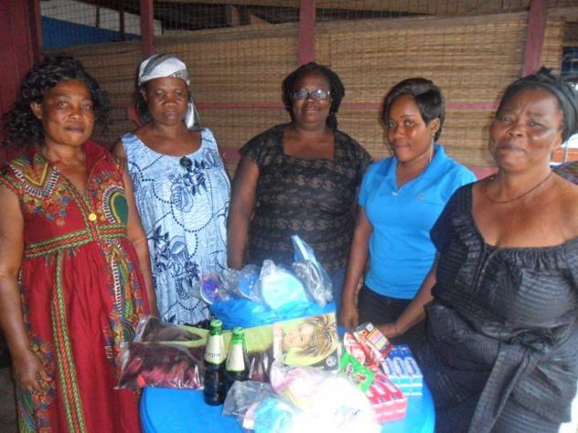 Krowor Ladies 2 Group