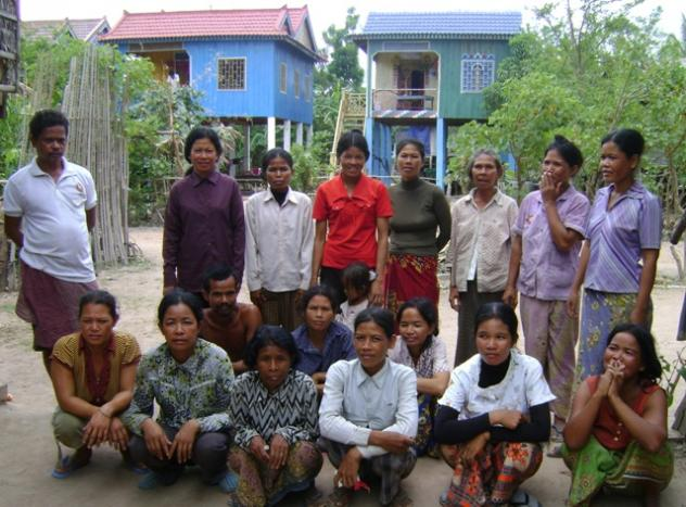 Mrs. Surn Oum Village Bank Group