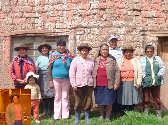 San Cristobal De Aparquilla Group