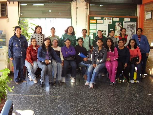 Madres Trabajadoras Group