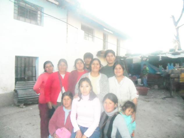 La Rica Vicky - Chupaca Group