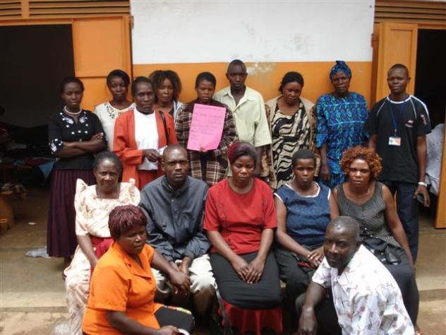 Kwewayo Namukozi Women'S Group