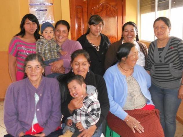 Cumbe  (Cuenca) Group