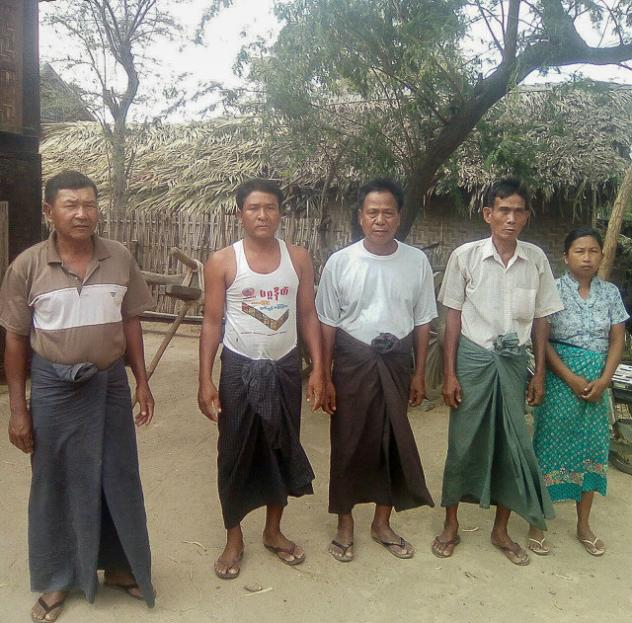 Kaing 1 Village Group