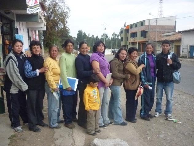 La Asuncion De Matahuasi Group