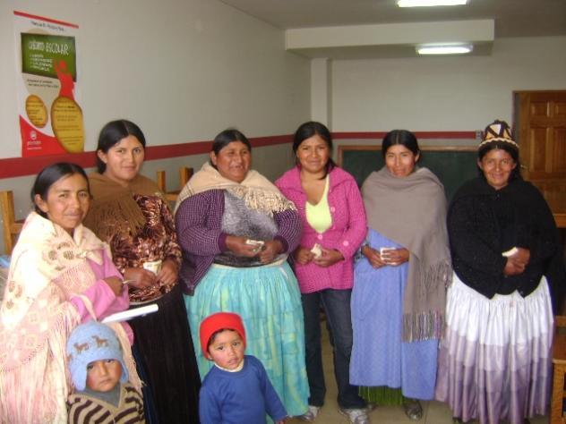 Flor Kantuta De San Roque Group