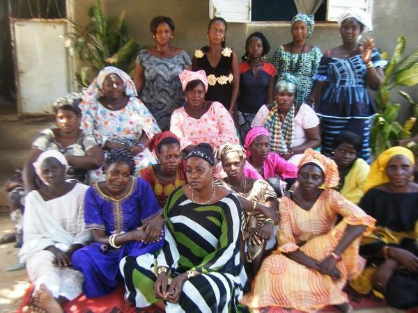 Fatou Diop's Group
