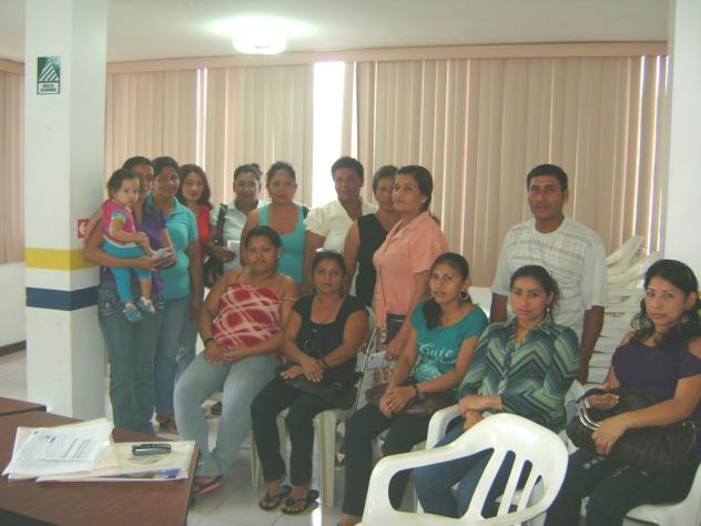 Union Trabajo Y Desarrollo (Rocafuerte) Group